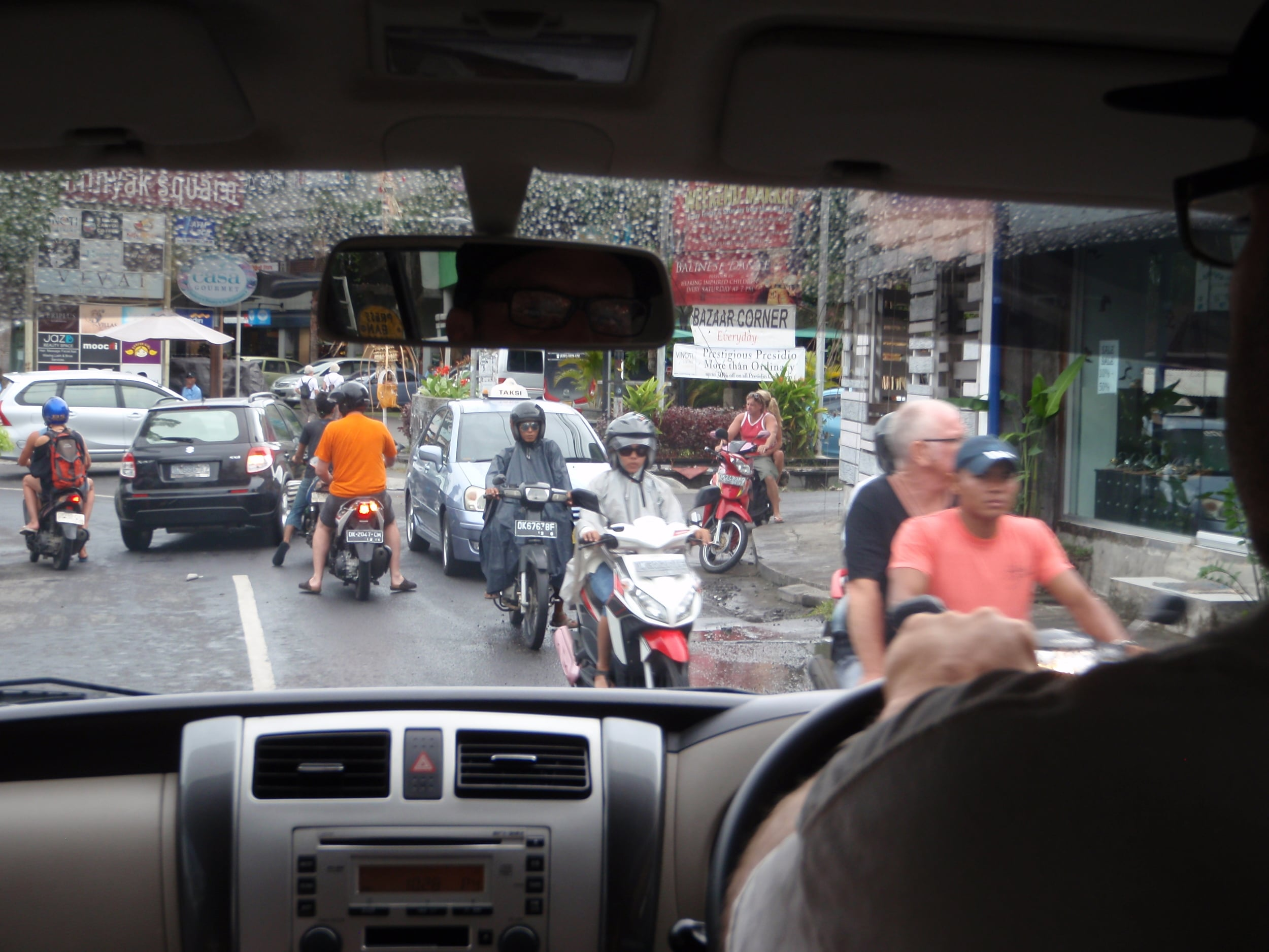 bali roads by desiree east
