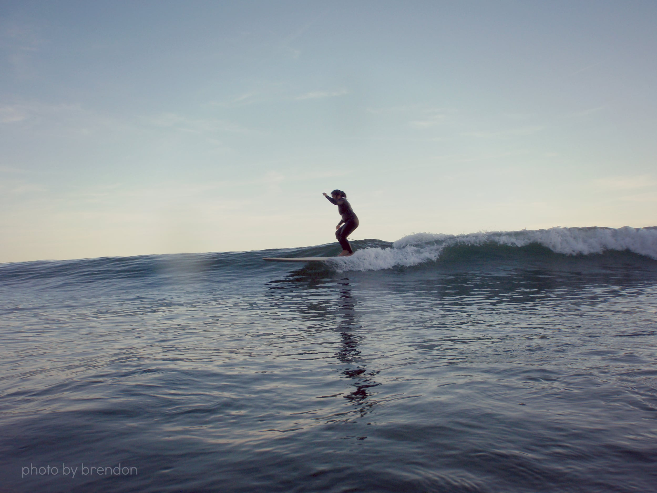 desiree east. rincon, california. photo by brendon east