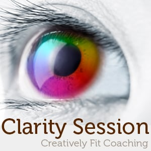 Clarity Session with Creativity Coach Desiree East