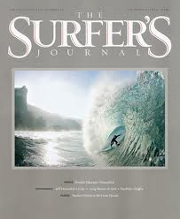 participate for a chance to win a year's subscription to surfers journal