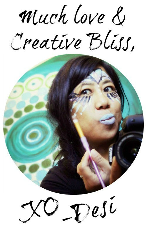 creativity coaching with artist desiree east