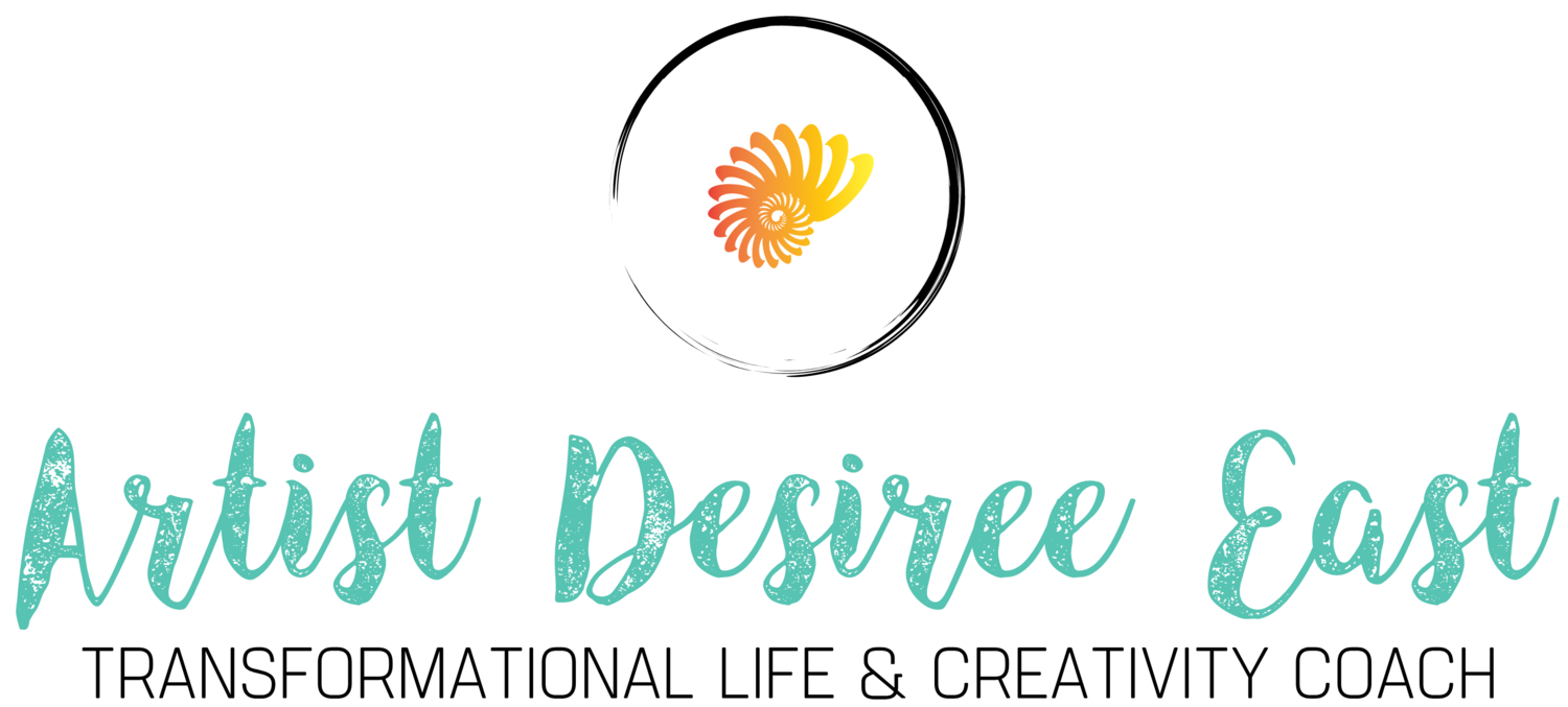 Creativity Coach - Artist Desiree East
