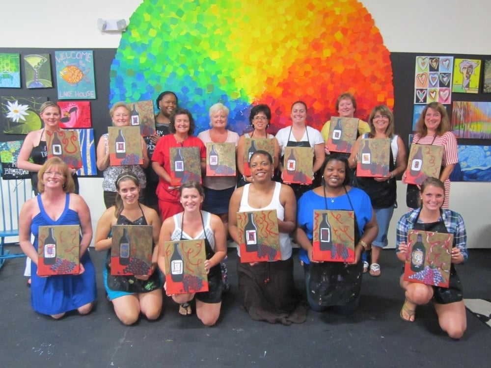 Art Classes For Kids In Huntsville Al