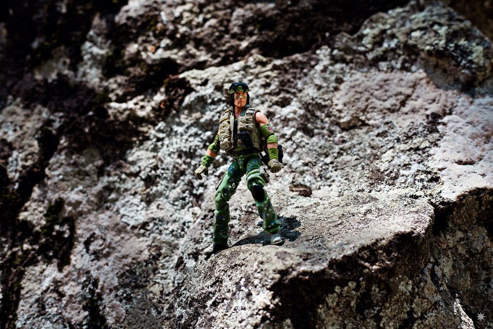 G.I. Joe Modern Era Spirit 50th Toy Photo Photography Yosemite Hasbro Action Figure