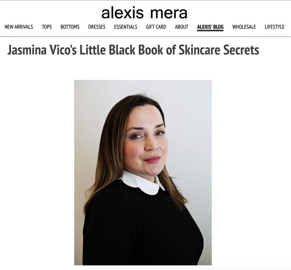 Alexis Mera Blog