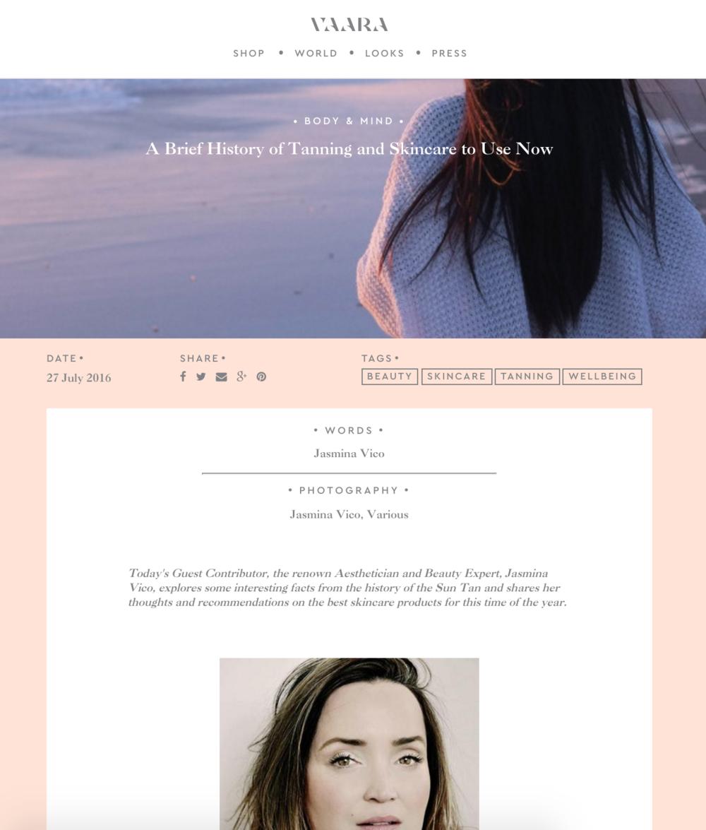 Vaara Blog