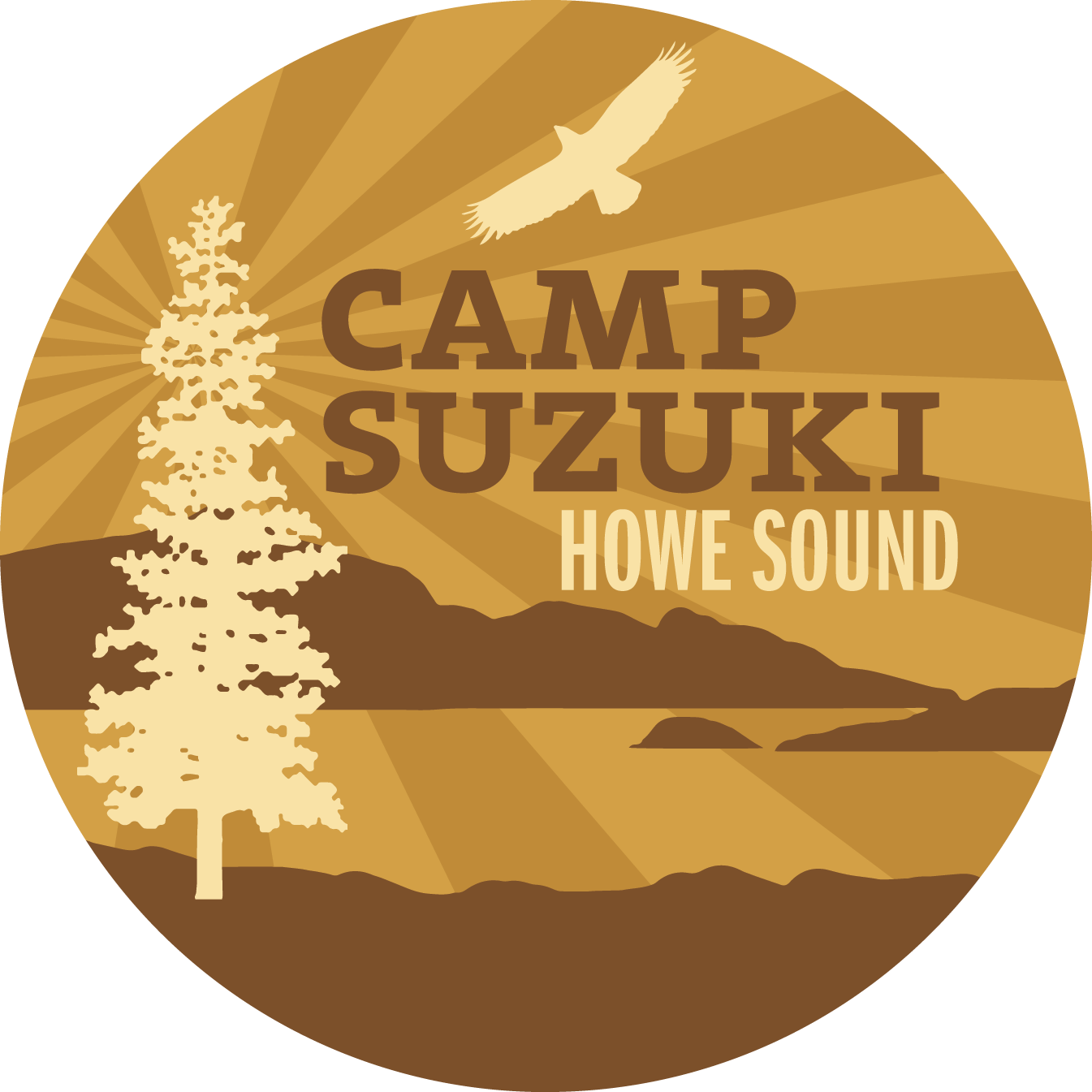 Camp Suzuki: Howe Sound