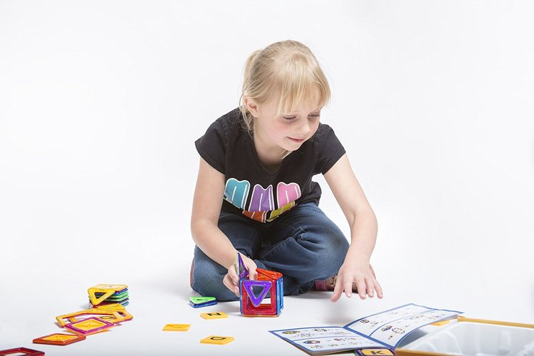 MAGBUILDER Magnetic Toy Blocks