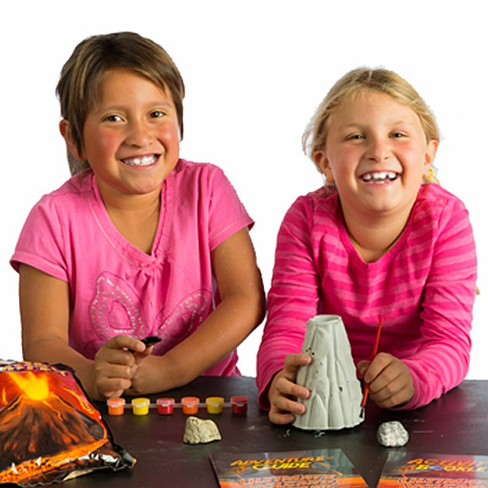 Dr. Cool Volcano Science Kit. Image source: Amazon.ca