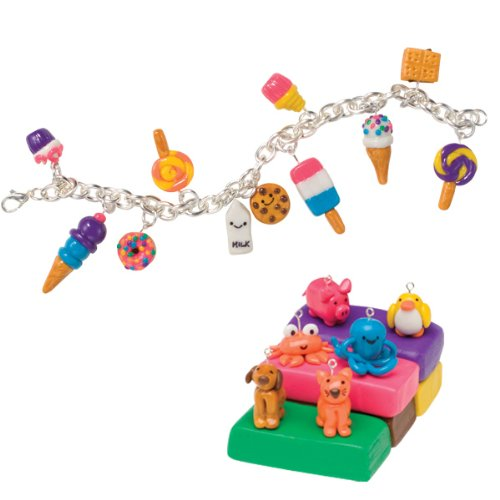 Make Clay Charms by Klutz. Image source: Amazon.ca