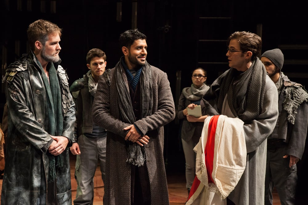Titus Andronicus (UC San Diego)
