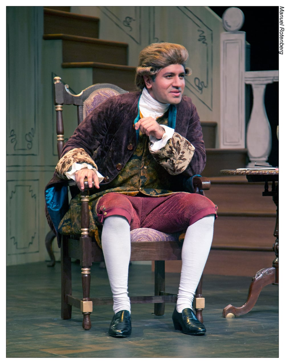 She Stoops to Conquer (UC San Diego)