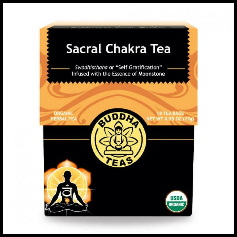 Organic Sacral Chakra Tea