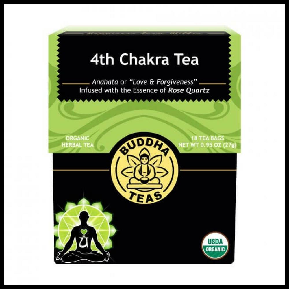 Organic 4th Chakra Tea