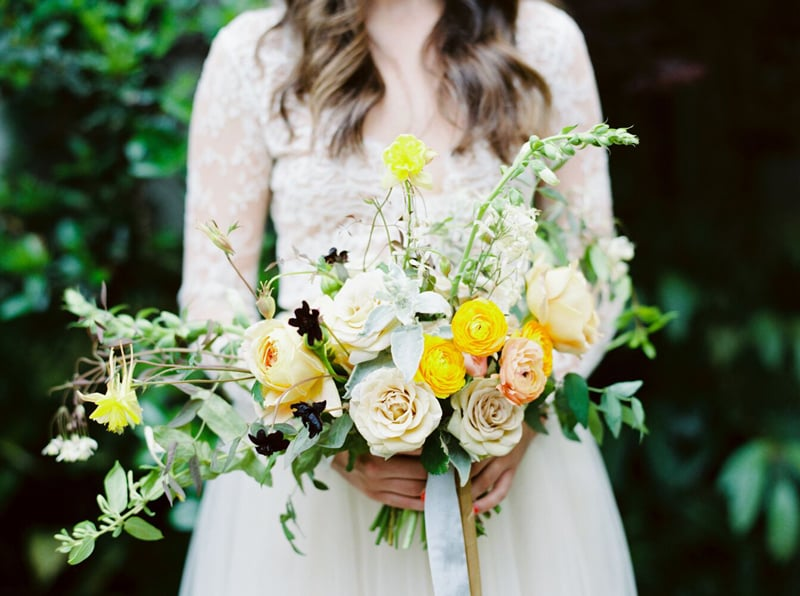 Bouquet by Bowerbird Atelier | Photo by Jon Upchurch | Sarah Winward Workshop