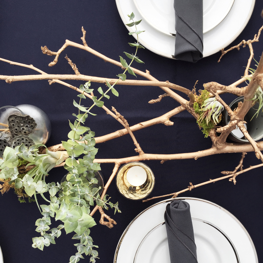 Tablescape by Bowerbird Atelier
