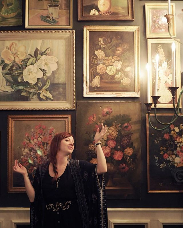 Yesterday my dear friend and fellow boss babe Kelsey from @pinegateroad called me Witchy Glam and it made me feel kind of the most badass. Seriously having the best time exploring New Orleans with other empowering women ✨ #beingbossnola