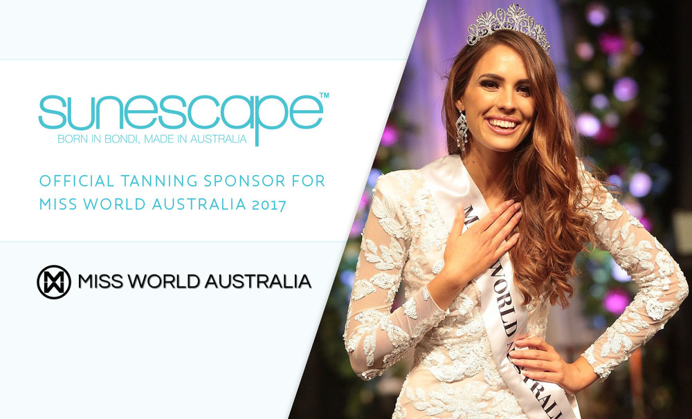 Madeline Cowe was crowned Miss World Australia for 2016...