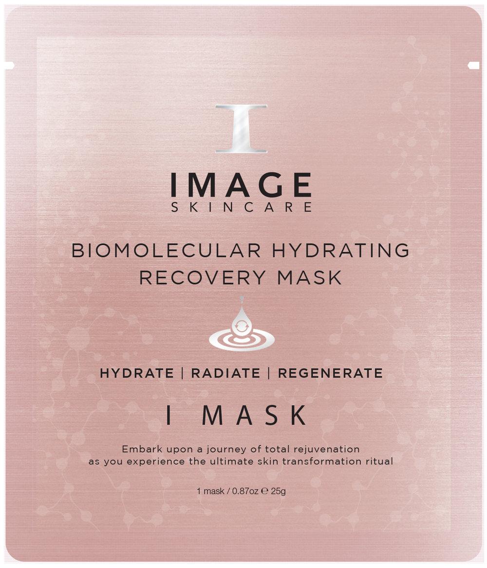 I MASK biomolecular hydrating recovery mask foil.jpg