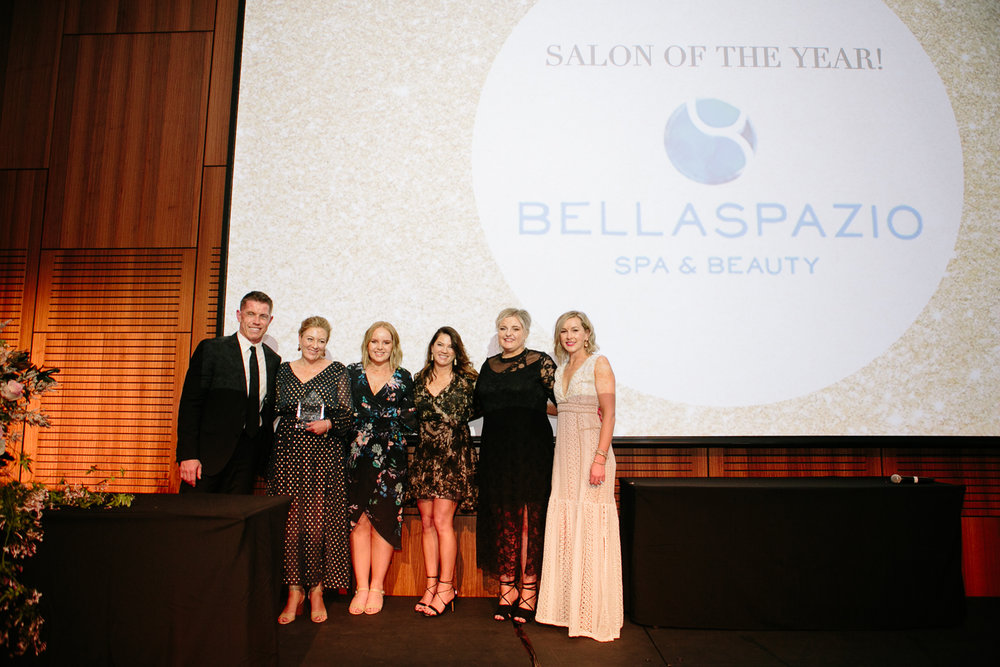 Bella Spazio Spa & Beauty - Salon of the Year 2017