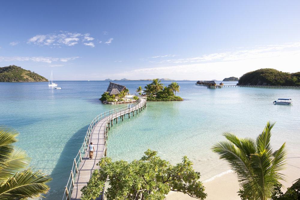 Likuliku Lagoon Resort, Malolo Island, Fiji