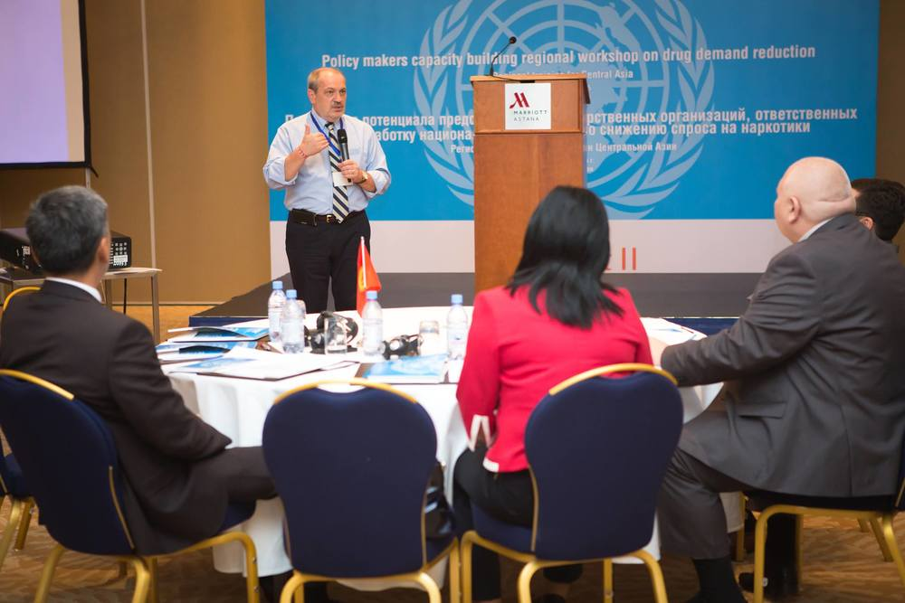 Central Asia Policy makers training, 2015.jpg
