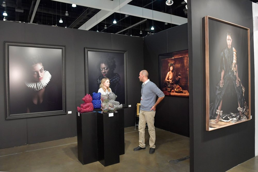 Fine Art Photography Sourcing at Art New York