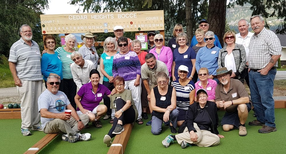2018 September Bocce Tournament