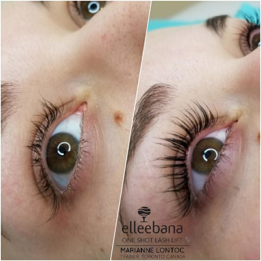 Eyelash Lifts - Elleebana One Shot Lash Lift
