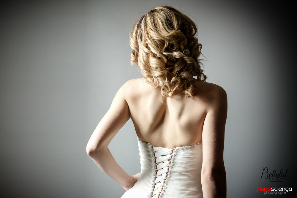 Bridal Hair Styling - Bridal Hair and Makeup Trials $200Wedding Packages starting at $750
