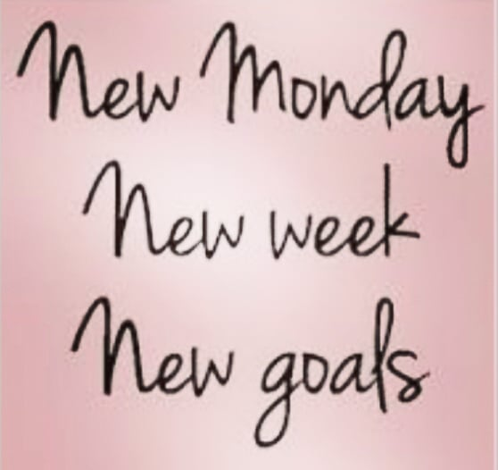 I hope your Monday was quick and successful! Let's get ready for the week ahead! 💪 . . . #getit #goals #monday #work #worklife #successful