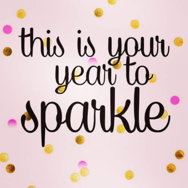 This is your year to sparkle!  We hope everyone is having an amazing start to the New Year!  Keep sparkling prettyfuls!! 💫 . . . #sparkle #newyear #newgoals #newchallenges #2019 #wedding #wedding2019 #pretty #prettyful #hairstylist #makeup #makeupartist