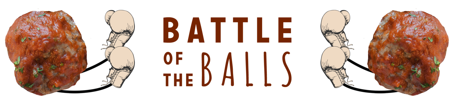 BATTLE OF THE BALLS