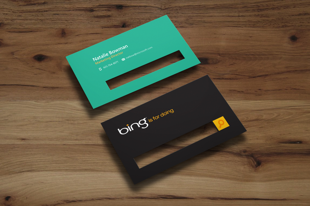 Bing inspiration business card chean wei law business card 3g reheart Gallery