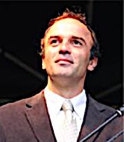 Pastor Marc Toureille