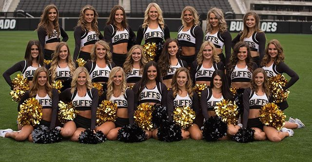 Wishing the @cubuffsdance team the best of luck this weekend as they compete at UDA Nationals in Florida THIS Saturday!