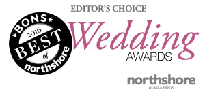 Northshore Magazine Wedding Awards 2016 Best of