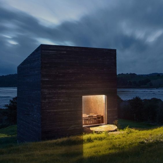 Eyrie Cabins - ARCHITECTURE