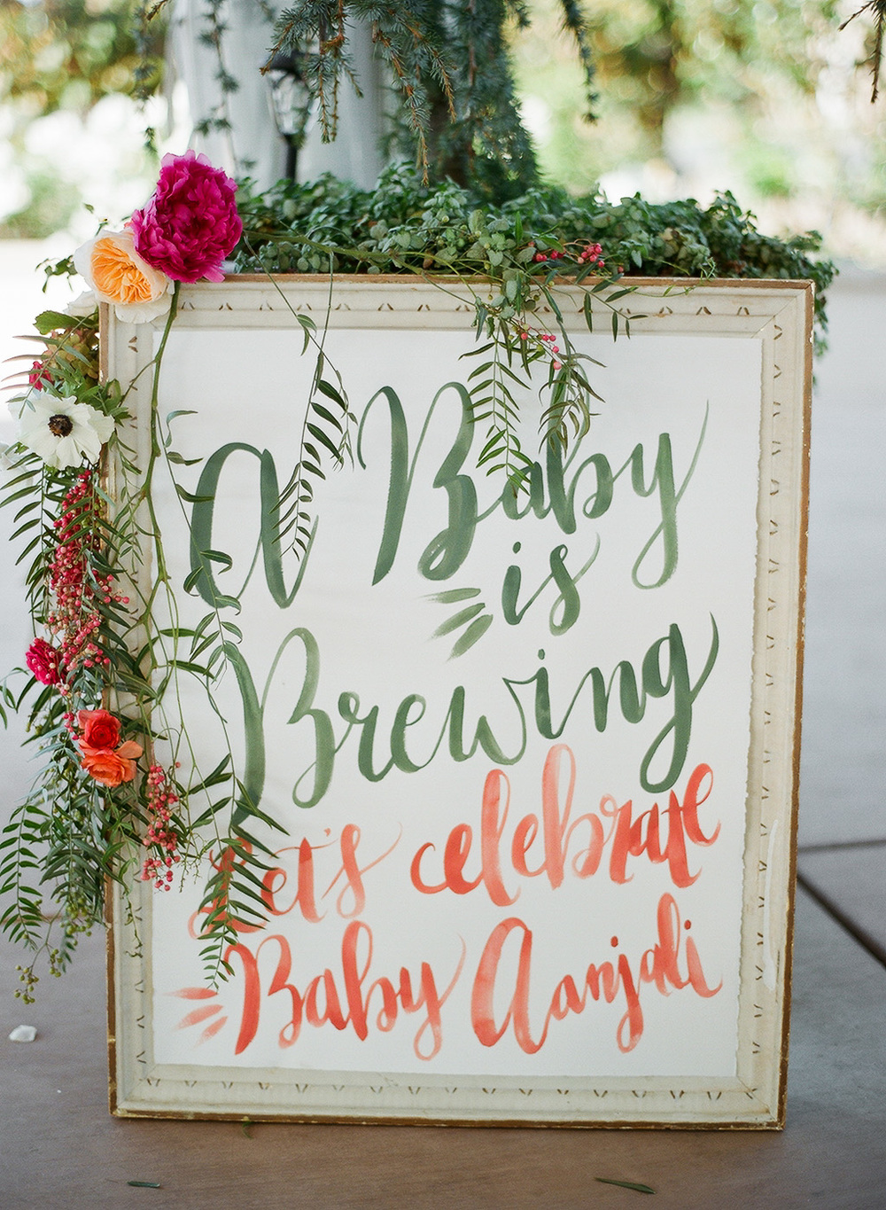Baby Shower Ideas | Sacramento Celebration Event Planning and Design | Gigi Mallatt Events | Colleen Riley Photography