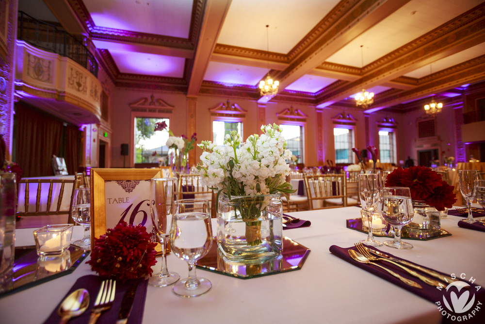 Wedding at The Elks Tower | Mischa Photography | Gigi Mallatt Events | Sacramento Wedding Designer