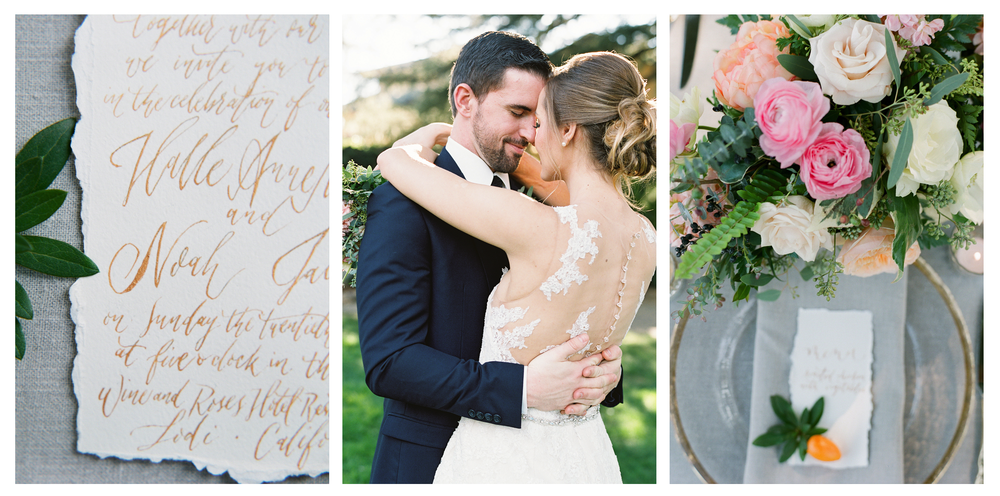 Gigi Mallatt Events | Sacramento Wedding Planning and Design