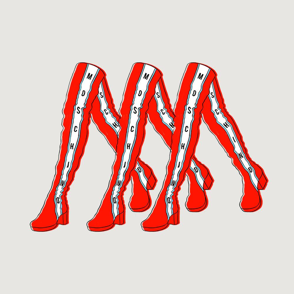 Moschino Army