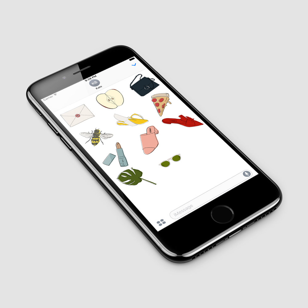Object Love - iOS Stickers