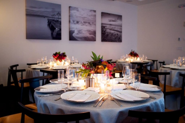 Ostra's Private Dining Room