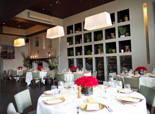 Mistral Private Dining- Le Salon du Mistral