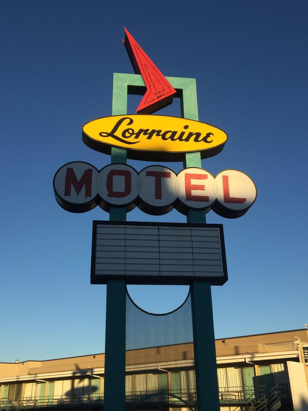 Lorraine Motel, Memphis, TN