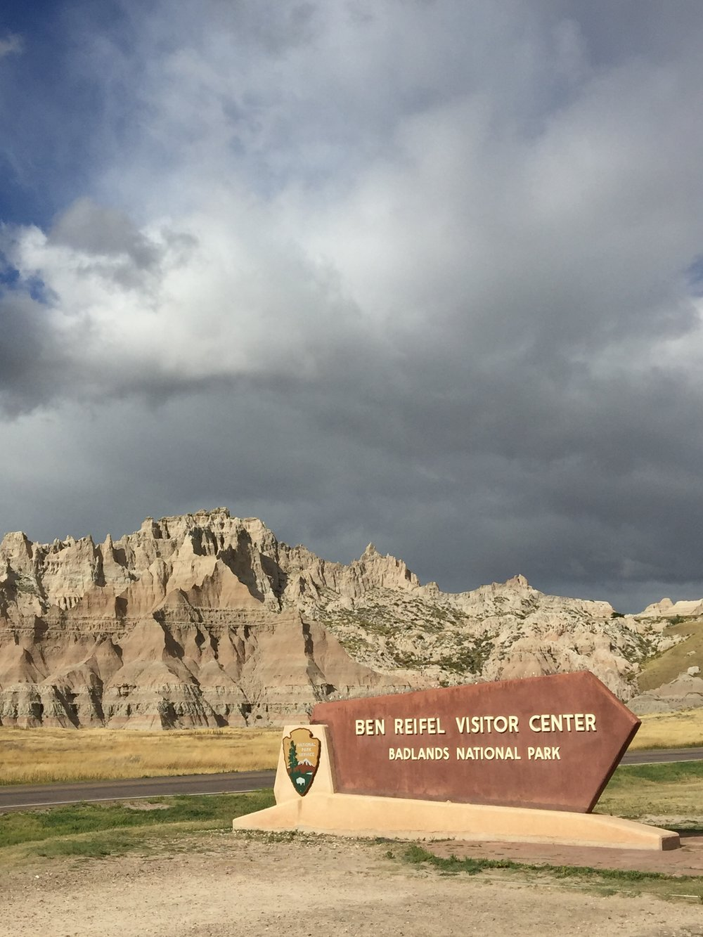 Badlands National Park, SD