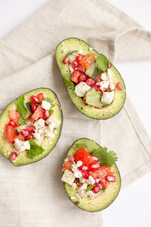 Healthy Fats in Avocados.