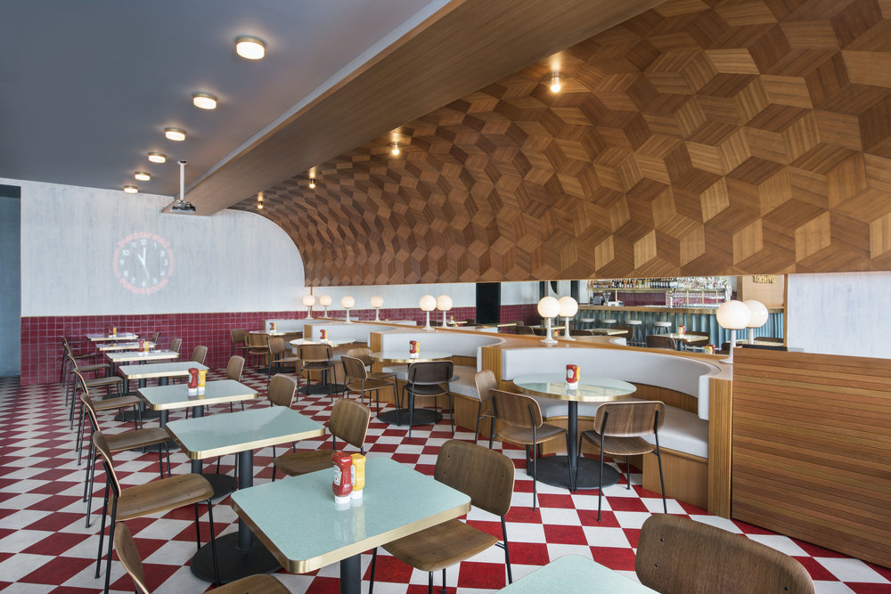 Moxie Style Diner - OverEasy