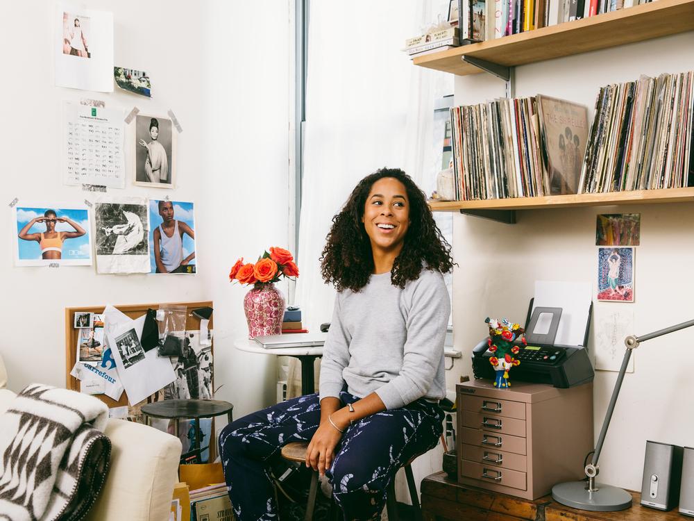 Marguerite Wade, Production & Fashion Designer   SELF Magazine
